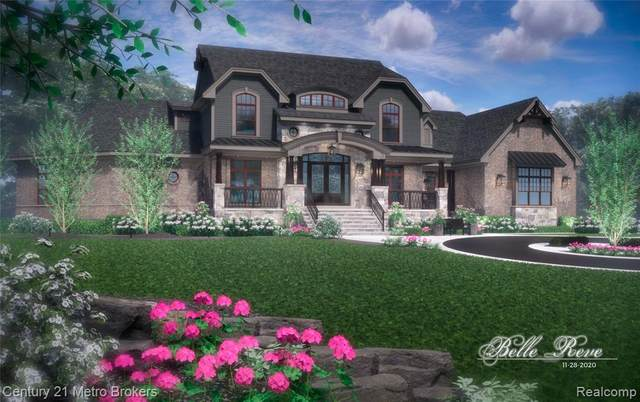 6295 Canter Creek Trail, Grand Blanc Twp, MI 48439 (#2200099421) :: GK Real Estate Team