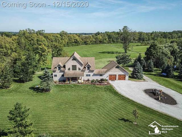 13555 Rightmire, Dundee Twp, MI 48131 (MLS #57050030549) :: The John Wentworth Group