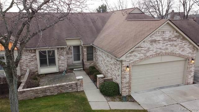 20906 Riverbend Drive S, Clinton Twp, MI 48038 (#2200099794) :: The Alex Nugent Team | Real Estate One