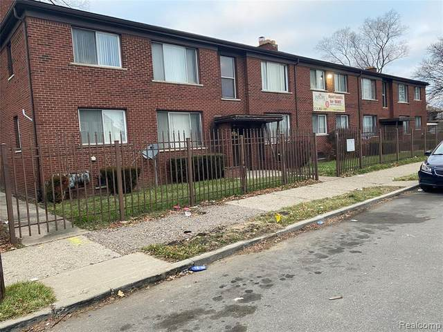 1890 Ewald Circle, Detroit, MI 48238 (#2200099916) :: GK Real Estate Team