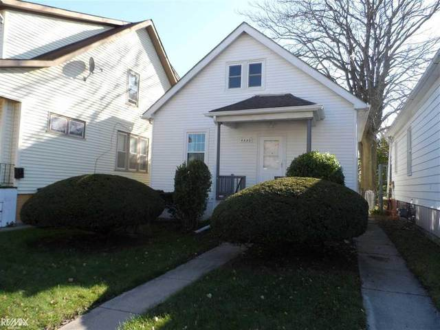 4420 Garvin St, Detroit, MI 48212 (MLS #58050030704) :: The John Wentworth Group