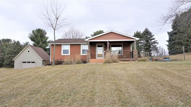 18464 Bush Road, Sylvan Twp, MI 48118 (#543277980) :: The Alex Nugent Team   Real Estate One