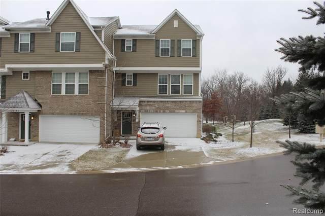 28601 Melanie Lane, Novi, MI 48377 (#2200100434) :: Duneske Real Estate Advisors