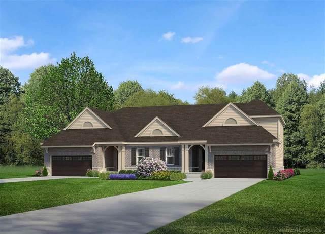 978 Cottage Lane #4, Troy, MI 48085 (#58050030908) :: The Alex Nugent Team | Real Estate One