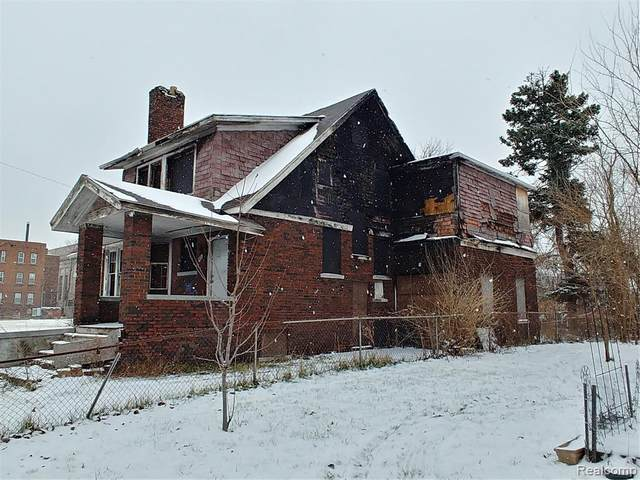 87 Hazelwood, Detroit, MI 48202 (#2200100747) :: GK Real Estate Team