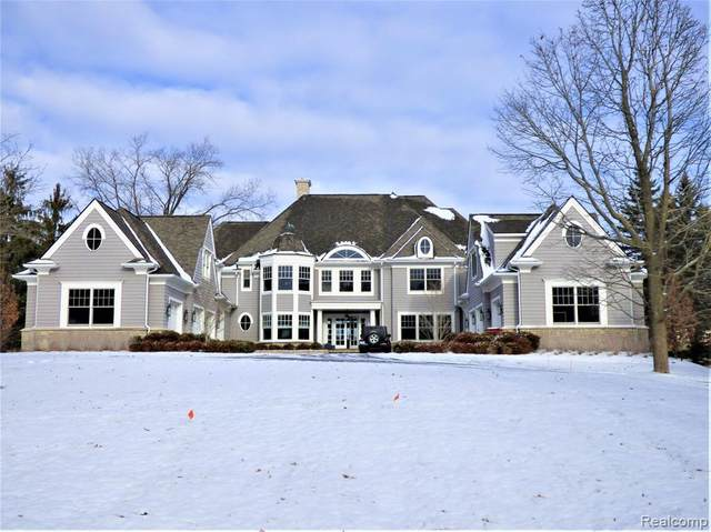 4435 Landing Drive, West Bloomfield Twp, MI 48323 (#2200100917) :: The Alex Nugent Team | Real Estate One