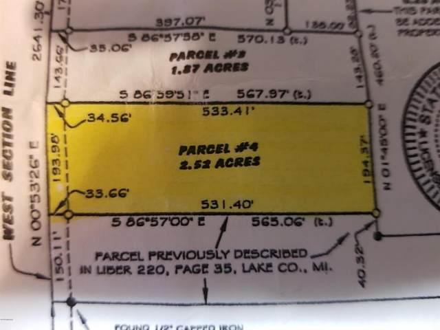 10384 N Brooks Road, Eden Twp, MI 49644 (#67020026416) :: The Alex Nugent Team | Real Estate One