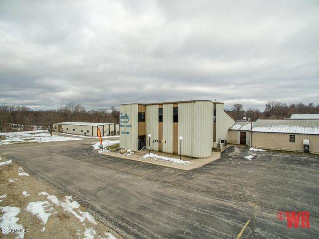 1330 Industrial Park Drive, Shelby Vlg, MI 49455 (MLS #67020031257) :: The John Wentworth Group
