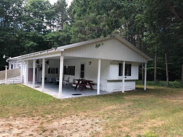 6780 N High Bridge Road, Dickson Twp, MI 49619 (#67018034859) :: Real Estate For A CAUSE