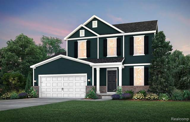 1570 Beachwood Drive, Walled Lake, MI 48390 (#2200101254) :: Novak & Associates
