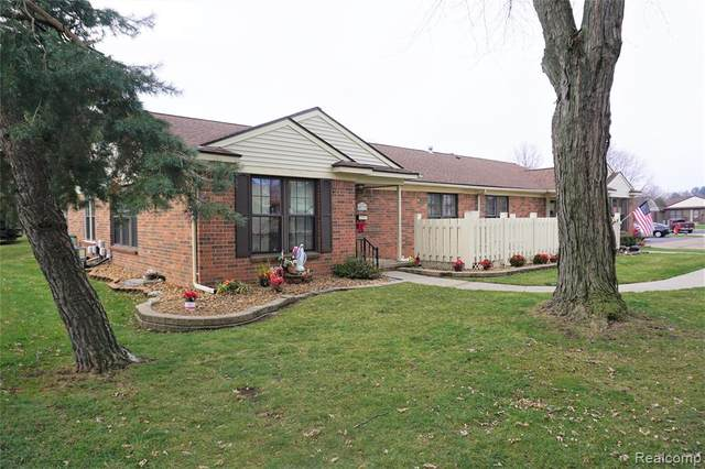 40370 Newport Drive, Plymouth Twp, MI 48170 (#2200101261) :: The Alex Nugent Team | Real Estate One