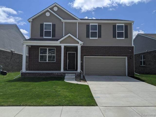 51306 Kirby Drive, Chesterfield Twp, MI 48047 (#2200101297) :: The Alex Nugent Team | Real Estate One