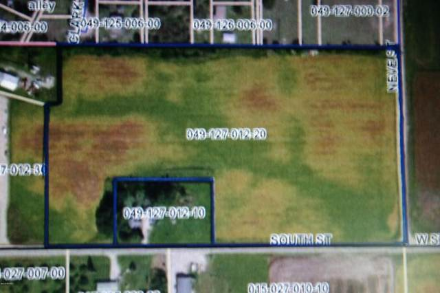100 S Fourth Street, Pierson Twp, MI 49339 (#72018047508) :: The Alex Nugent Team | Real Estate One