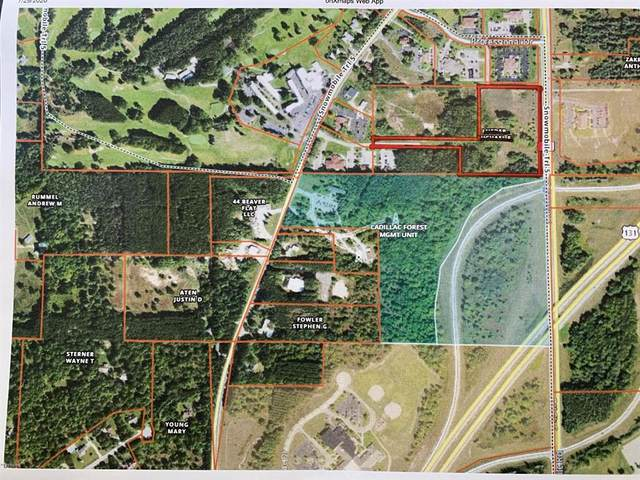 Parcel A Professional Drive, Cadillac, MI 49601 (#72020031354) :: Robert E Smith Realty