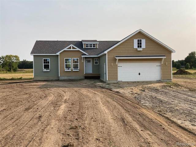 F-2 Bevic Drive, Lapeer Twp, MI 48446 (#2200101516) :: The Alex Nugent Team | Real Estate One