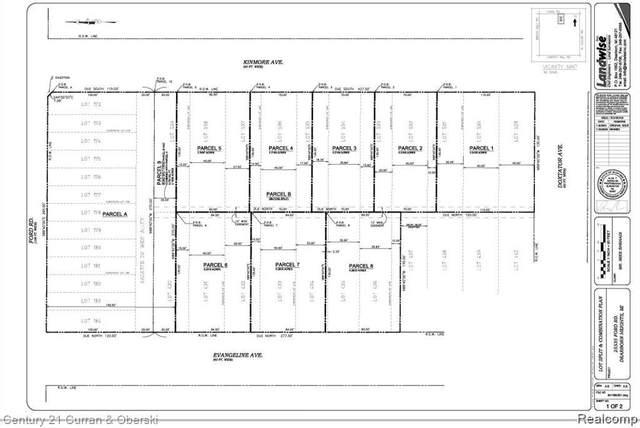 2219 Kinmore Street, Dearborn Heights, MI 48127 (#2200101552) :: The Alex Nugent Team   Real Estate One