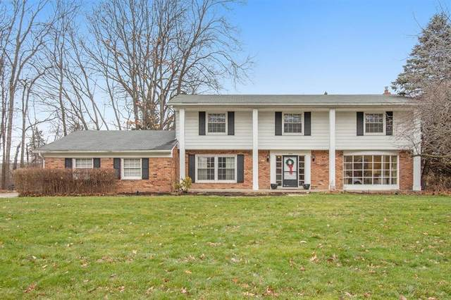 4210 Hardwoods Drive, West Bloomfield Township, MI 48323 (#543278014) :: The Alex Nugent Team | Real Estate One