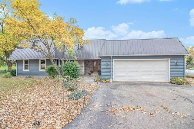 11700 Hadley Road, Litchfield Twp, MI 49252 (#64020043510) :: The BK Agency