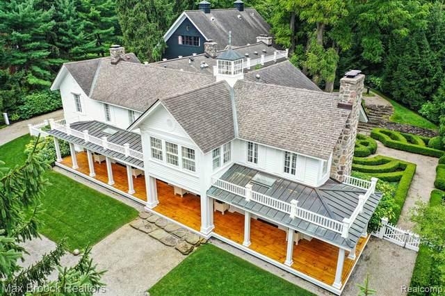 3770 Lahser Road, Bloomfield Twp, MI 48302 (#2200101646) :: The Alex Nugent Team   Real Estate One
