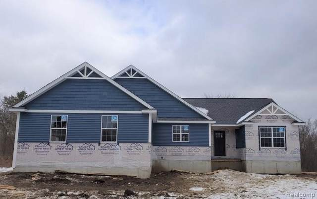 5620 Sutton Road, Dryden Twp, MI 48428 (#2200101667) :: GK Real Estate Team