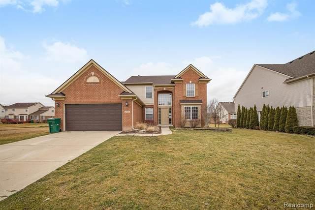 43602 S Timberview Drive, Van Buren Twp, MI 48111 (#2200101739) :: Duneske Real Estate Advisors