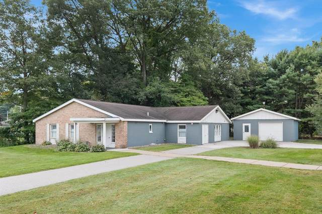 3593 E. Pontaluna Road, Fruitport Vlg, MI 49415 (#71020041864) :: The BK Agency