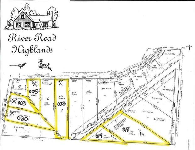 Lot 20 S Fitzgerald Avenue, Bridgeton Twp, MI 49327 (#71019055765) :: The Merrie Johnson Team