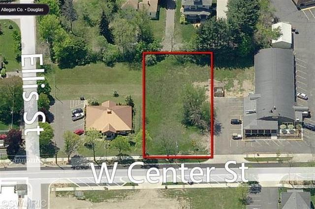0 E Center Street, DOUGLAS VLLG, MI 49406 (#71020031339) :: Keller Williams West Bloomfield