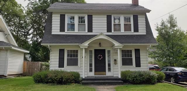412 N Riverview Drive, Parchment, MI 49004 (#71020038480) :: The Alex Nugent Team | Real Estate One