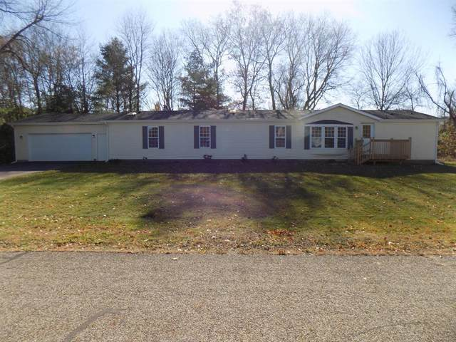 146 Colonial Drive, Bedford Twp, MI 49012 (#71020046612) :: The Alex Nugent Team | Real Estate One