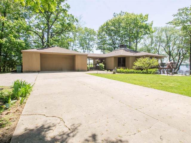 300 E Circle Drive, North Muskegon, MI 49445 (#71020047697) :: The Mulvihill Group