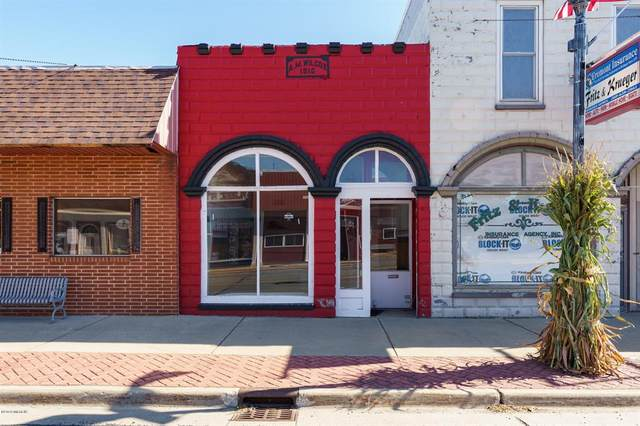 205 S State Street, Gobles, MI 49055 (#66020042304) :: The Alex Nugent Team | Real Estate One