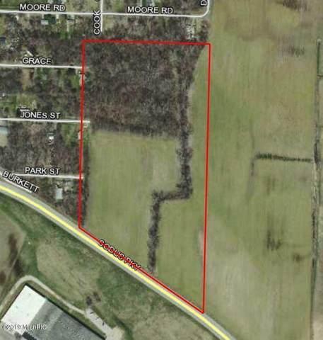 2872 S Pipestone Road, Sodus Twp, MI 49022 (#66019047828) :: The Alex Nugent Team | Real Estate One