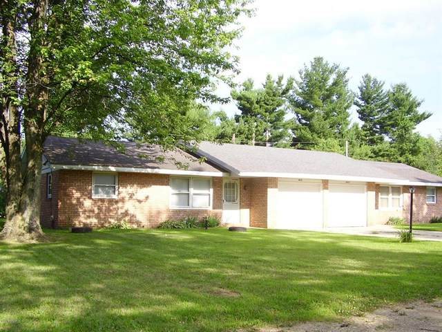 6810-6812 E Napier Avenue, Bainbridge Twp, MI 49022 (#69018032716) :: The BK Agency