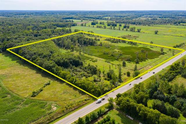38+ Acres M-43 Highway, Waverly Twp, MI 49013 (#66020036607) :: The Mulvihill Group