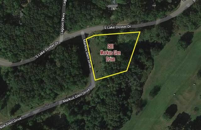 281 Markus Glen Drive, Gun Plain Twp, MI 49080 (#66020041381) :: GK Real Estate Team