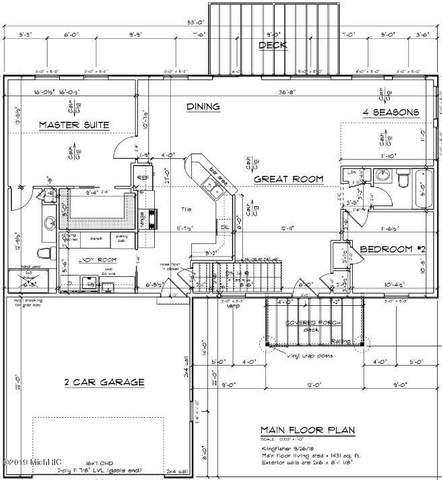 3234 White Heron Lane, Leroy Twp, MI 49015 (#66020019947) :: GK Real Estate Team