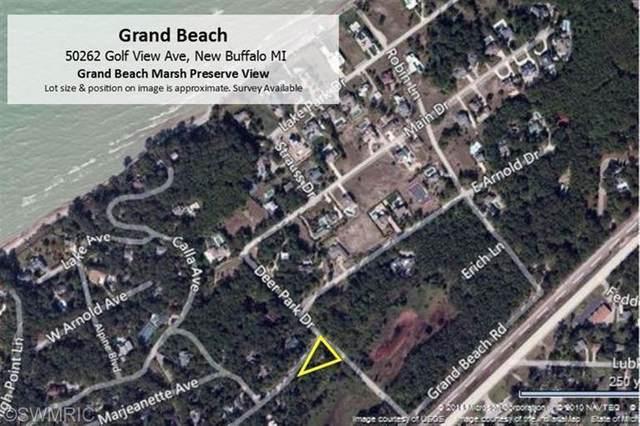 50262 Golf View Avenue, Grand Beach Vlg, MI 49117 (#69017013219) :: RE/MAX Nexus