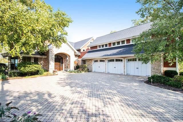 51005 Lake Park Drive, New Buffalo Twp, MI 49117 (#69020042791) :: Duneske Real Estate Advisors