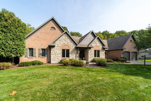 1535 Echo Valley Drive, Niles Twp, MI 49120 (#69020040168) :: Duneske Real Estate Advisors