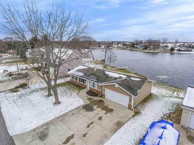 172 Southern Shores Dr, Columbia, MI 49230 (MLS #55202003800) :: The John Wentworth Group