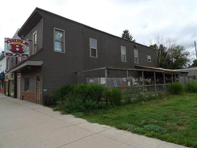 69 S Main, Cedar Springs, MI 49319 (#65020037767) :: The Alex Nugent Team | Real Estate One