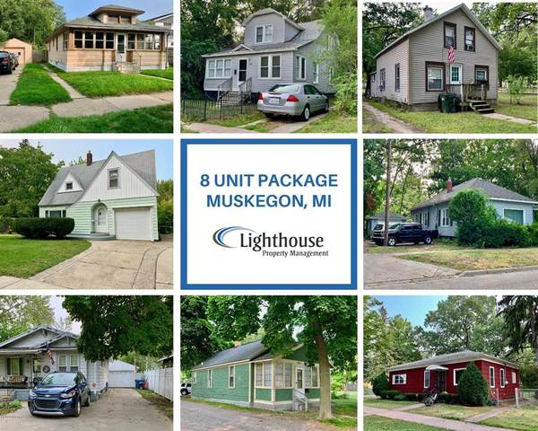 996 W Forest Avenue, Muskegon, MI 49441 (#65020049091) :: Keller Williams West Bloomfield