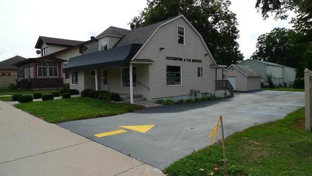 123 S Main Street, Cedar Springs, MI 49319 (#65019018855) :: The Alex Nugent Team | Real Estate One