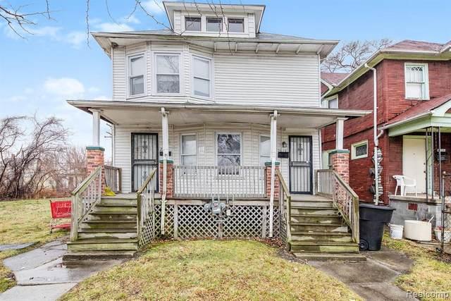 2509 Van Dyke, Detroit, MI 48214 (#2200102150) :: GK Real Estate Team