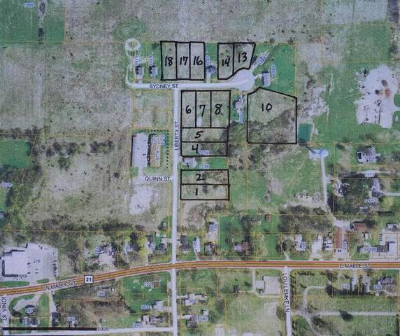 Lot 1 Liberty, LYONS VLG-IONIA TWP, MI 48860 (#65020002305) :: The Alex Nugent Team | Real Estate One