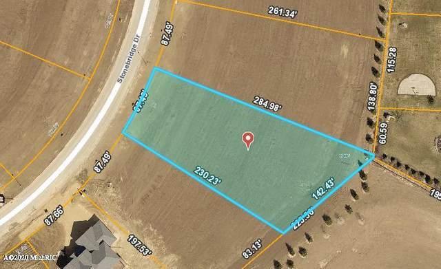 5624 Stonebridge Drive, Georgetown Twp, MI 49418 (#65020009245) :: The Alex Nugent Team | Real Estate One