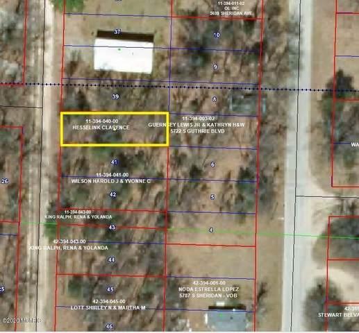 #1 Lot 40 Blk 94 Lakeland Acres#3, Baldwin Vlg-WebberTwp, MI 49304 (#65020035245) :: GK Real Estate Team