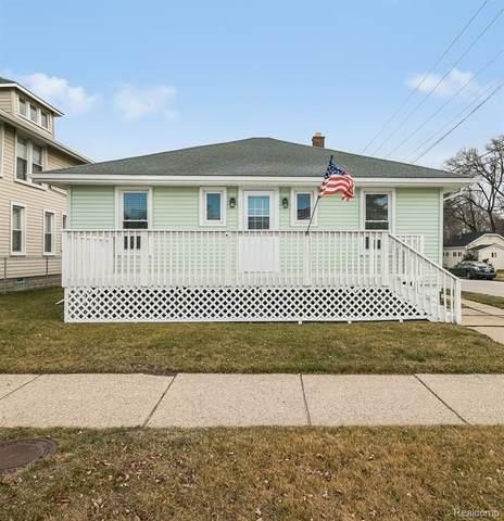 19302 Farmington Road, Livonia, MI 48152 (#2200102157) :: The Alex Nugent Team | Real Estate One