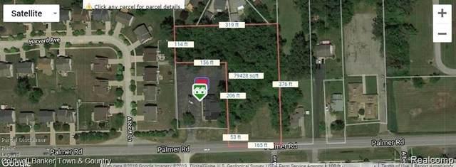 00000 Palmer Road, Westland, MI 48186 (MLS #2200102238) :: The Toth Team